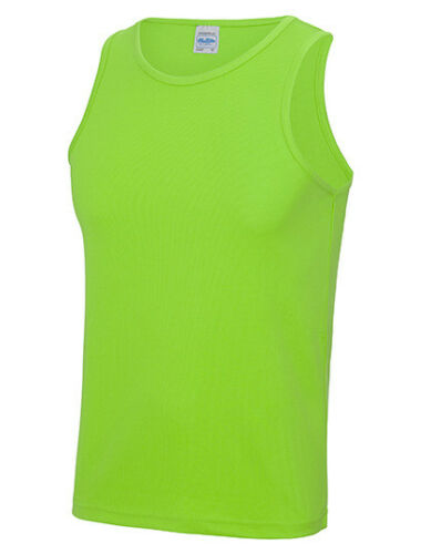 Herren Sport Tank Top Shirt ärmellos />30 UV-Schutz Gr.S-XXL in 21 Farben JC007
