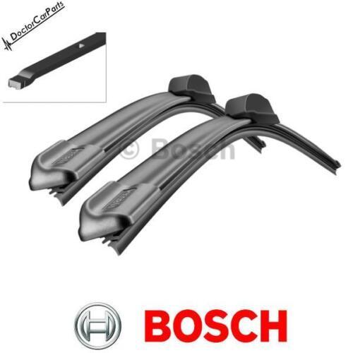 Bosch Aerotwin Wiper Blades Delantero Par Set para Saab 9-5 Reino Unido solamente 97-09