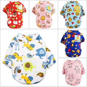 Warm-Fleece-Small-Dog-Clothes-Pet-Puppy-Cute-Vest-Dog-Cat-Apparel-6-Color-XXS-XL