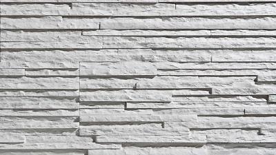 Stegu Steinriemchen Palermo 1 Weiß 1 Karton = 0,62 M² Lagerabverkauf 100% Garantie Fassade Klinker