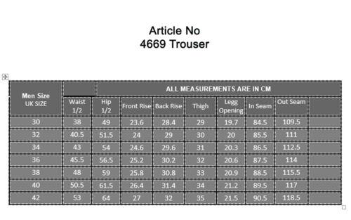 Men/'s Leather Pant Black Stylish Fashion Soft Designer Slim Fit Trousers 4669