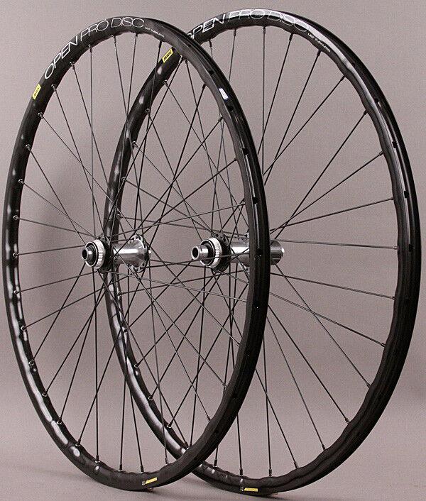 Mavic Open Pro  UST Cyclocross Gravel Wheelset 12mm Thru Shimano RS770 Disc 32h  designer online
