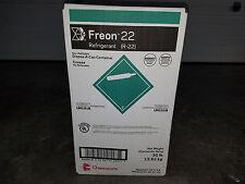 R22 Freon For Sale >> Dupont R 22 Freon Refrigerant 30lb For Sale Online Ebay