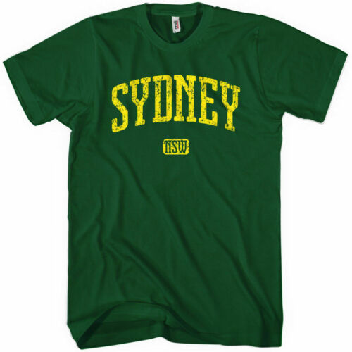 NEW XS-4XL Australia NSW Oz Swans Football Aussie SYDNEY T-shirt