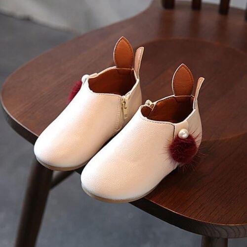 Zapatos para niñas Botas para niña Nuevo Zapato de moda Bota Estilo lindo Mejor