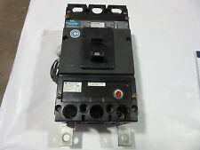 Fuji BU-KSB2400 Circuit Breaker 2 Pole 400A 600V With Shunt Trip BU-KSB VGC!!!
