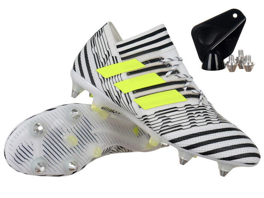 Adidas Nemeziz 17.1 SG Herren Stollen Fußballschuhe Outdoor Stollenschuhe neu  | Üppiges Design