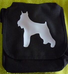 Schnauzer-Dog-Bag-Slight-Second-Imperfect-hence-low-price-Shoulder-Bag