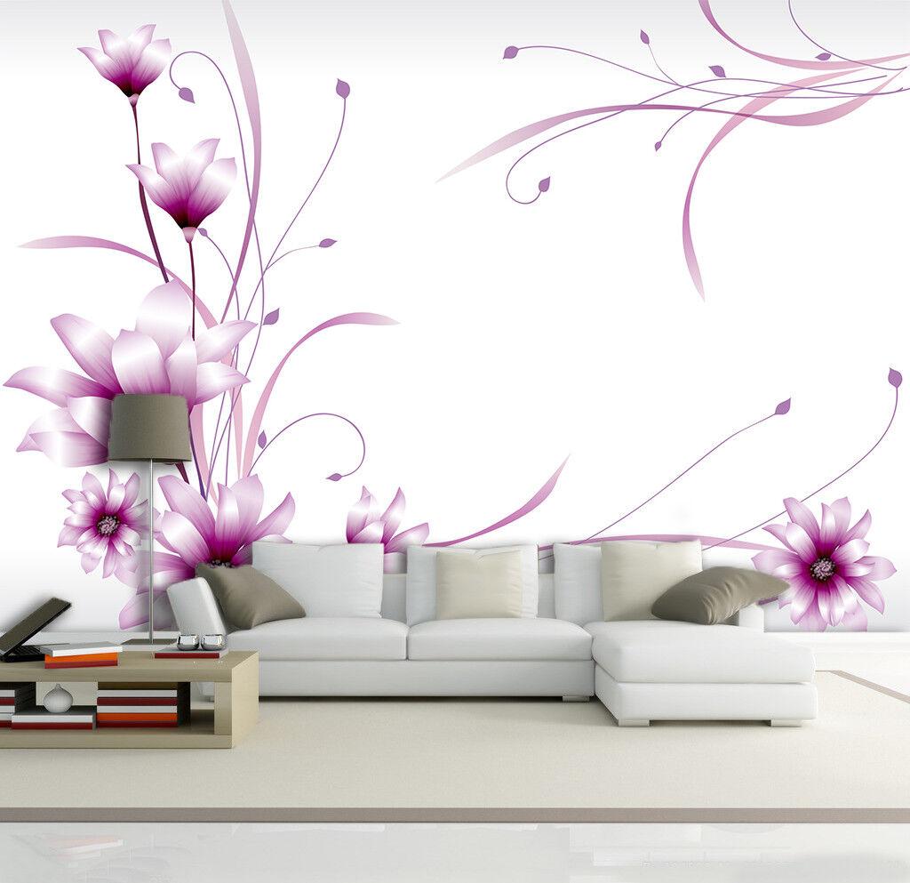 3D Romantic Laces 864 Wall Paper Murals Wall Print Wall Wallpaper Mural AU Kya