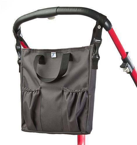 2in1 Organiser und Tasche mit Gürtel vom Caretero Universal geräumig Organizer