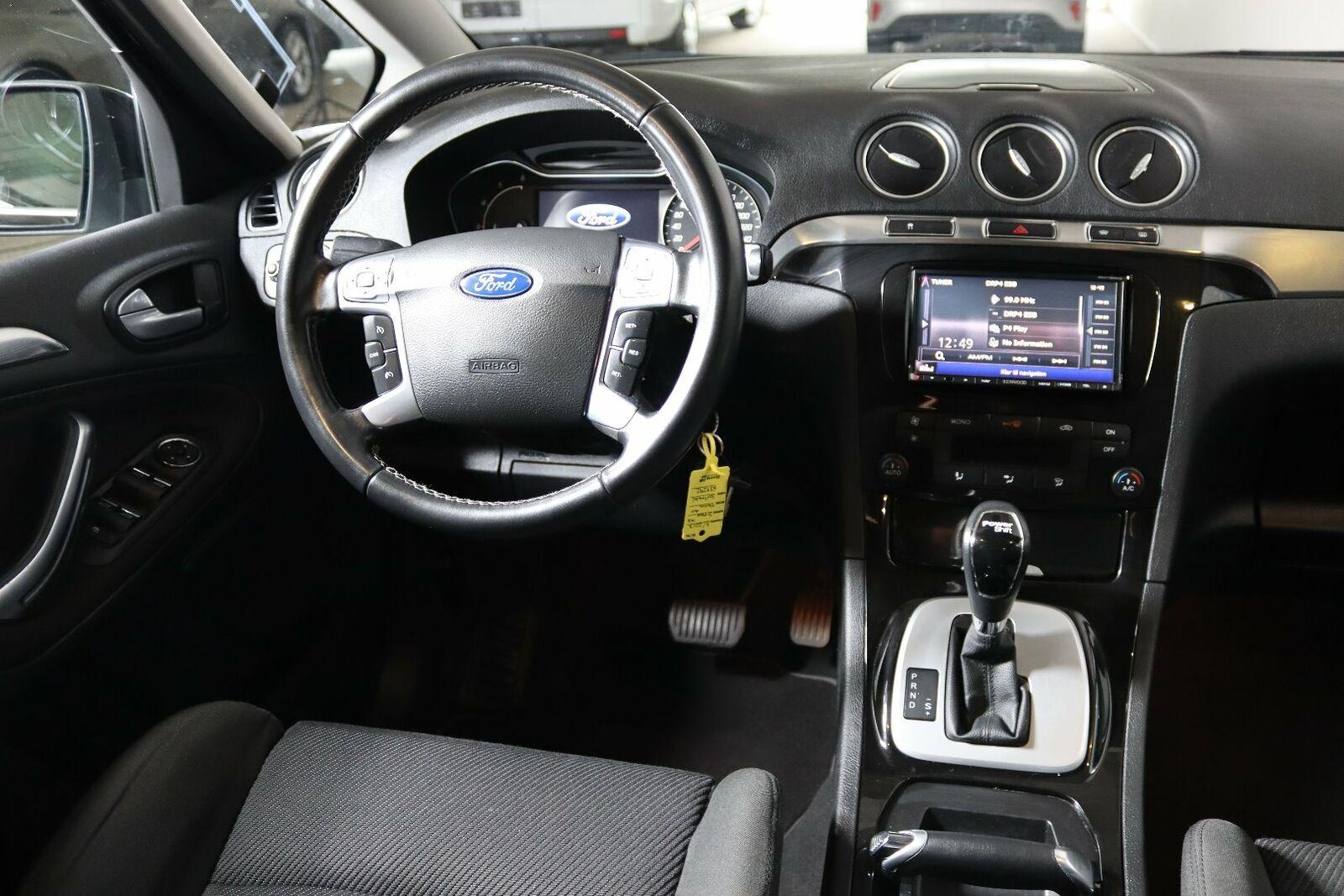 Ford S-MAX 2,0 TDCi 163 Titanium aut. 7prs - billede 10