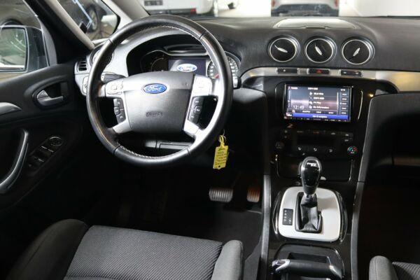 Ford S-MAX 2,0 TDCi 163 Titanium aut. 7prs billede 10