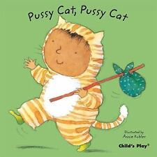 Pussy Cat Pussy Cat (Baby Board Books)-ExLibrary