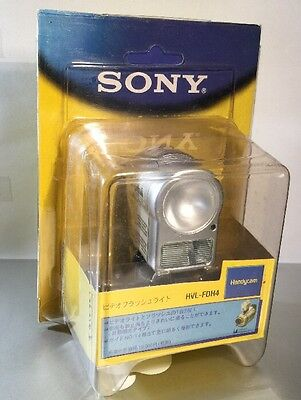 SONY HVL-FH1100 High Quality Hinged Flash for DCR HC40 65 85 1000