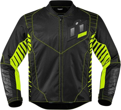Icon Wireform Jacket Green