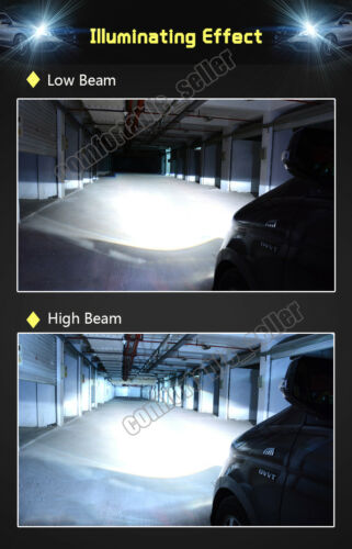 9006 HB4 9012 XENON HID Headlight 55W Conversion Bulbs /& Ballasts High Low Kit
