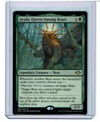 MTG Magic Pack Fresh M//NM Queen Among Bears Modern Horizons Ayula