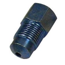 K Tool 04004 Brake Metric Adaptor 316 F Flare X M12x10 M Bubble Flare Qty 5