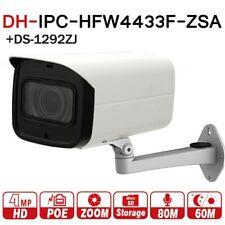 Camera Dahua Tube IPC-HFW4433F-ZSA 4MP 2.7-13.5mm Motorized  SD -  Micophone