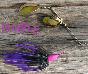 Australian-Made-034-Obsession-Spinnerbaits-034-Fast-and-Free-Postage
