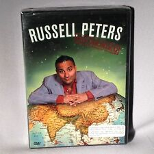 DVD RUSSELL PETERS Outsourced NEW MINT SEALED