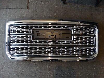 Factory 2015-2019 GMC Sierra 2500HD 3500 HD-Denali Grille ...