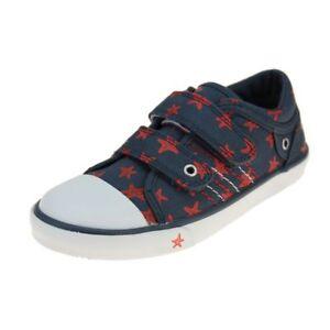 Start-rite-Zip-Boys-Navy-Shoe