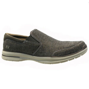 get online large assortment compare price Details about MENS SKECHERS CLASSIC AIR COOLED MEMORY FOAM WALKING ANKLE  TRAINERS SHOES SIZE