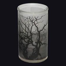 Root Vela espeluznante árbol Botella Luz Halloween Vela. maravillados Fragancia.