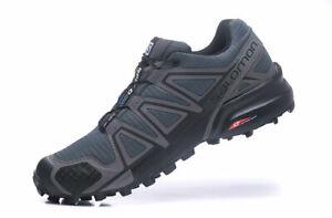 Men-039-s-Salomon-Speedcross-4-Athletic-Running-Sports-Outdoor-Hiking-Shoes