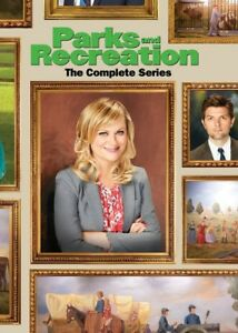 Parks-and-Recreation-The-Complete-Series-New-DVD-Boxed-Set-Slipsleeve-Pack