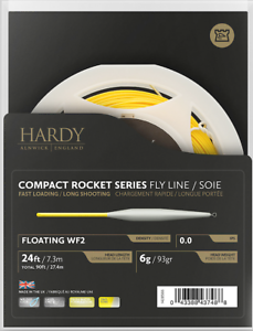 Hardy-Compact-Rocket-Series-Fly-Line
