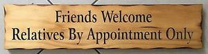 Friends-Welcome-Rustic-Pine-Timber-Sign
