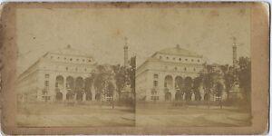 Teatro-Del-Chatelet-Parigi-Vintage-Albumina-Stereo-Ca-1860