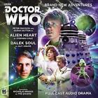 Doctor Who Main Range: 224 Alien Heart & Dalek Soul: No. 224 by Stephen Cole, Guy Adams (CD-Audio, 2017)