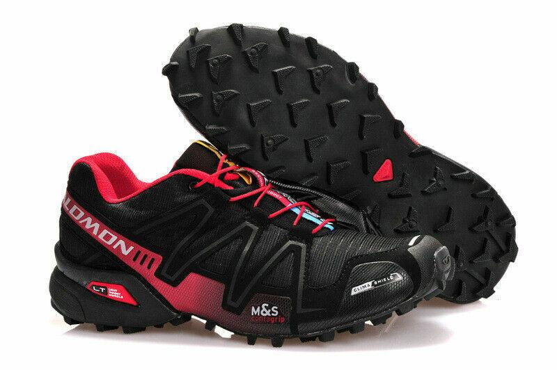 Details zu Neue Salomon Speedcross Herren Schuhe Outdoorschuhe Laufschuhe Shoes Gr. 40 46