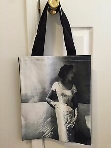 Details About New Lord Taylor Vintage Per Tote Bag