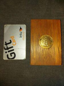 Sovereign Australia Medallion Coin