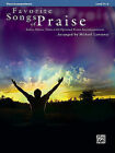 Favorite Songs of Praise: Piano Accompaniment: Solos, Duets, Trios with Optional Piano Accompaniment by Alfred Publishing Co., Inc. (Paperback / softback, 2009)