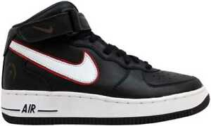 new products 5372e 58a15 Image is loading Nike-Air-Force-1-Mid-Limited-Black-White-