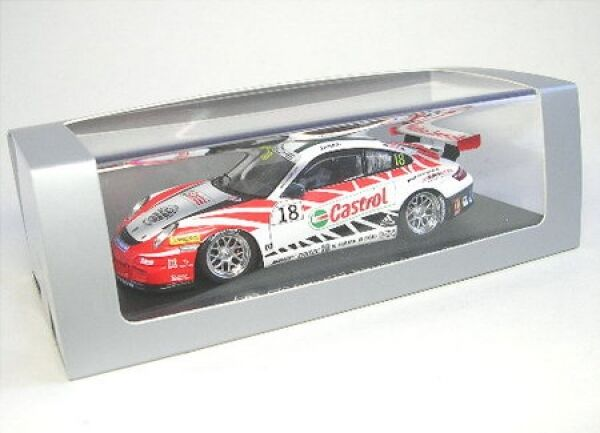 Porsche 997 GT3 Cup N° 18 (Castrol) Carrera Cup 2007