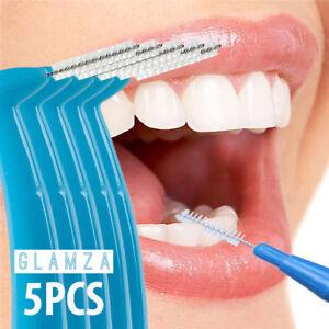 Glamza-Interdental-Brushes-Clean-Tooth-Floss-Head-Hygiene-Dental-Oral-Teeth