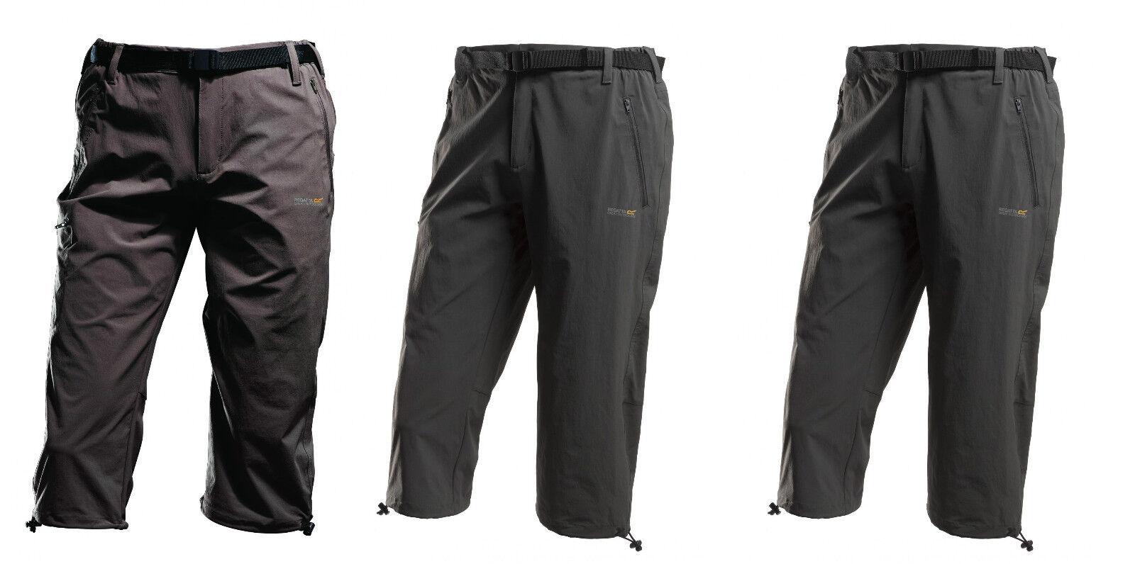 Regatta Herren Xert Capri Hose stretch Bermuda Shorts kuruze Hose leicht