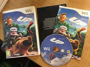 GIOCO su FILM DISNEY PIXAR COMPLETO GIOCO Wii Originale UK Versione & Manuale & Disco
