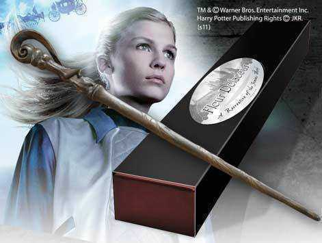 Harry Potter Wand Fleur Delacour Character-Edition Noble Collection Replicas