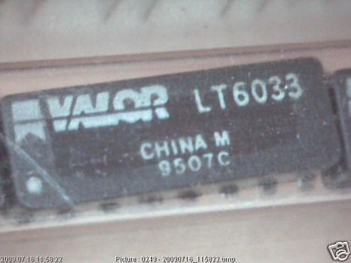 ► VALOR LT6033 Ethernet 10-BaseT Delay Line SFM