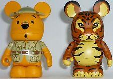 Disney Animal Kingdom Sets Vinylmation ( Tiger is that You ) LE 2000 Set