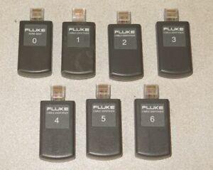 7-Fluke-Networks-Cable-ID-Identifiers-WireMap-WireMapper-Terminators-0-6