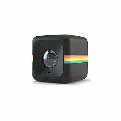 Polaroid POLC3 Cube HD Digital Video Action Camera Camcorder (Black)