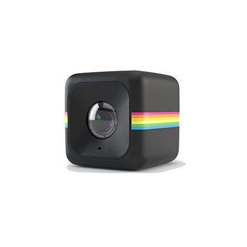 Polaroid POLC3 Cube HD Digital Video Action Camera Camcorder (Black)